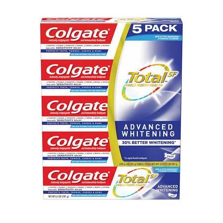 高露洁/Colgate 全效深层白净牙齿牙膏