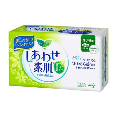 【义乌易镭】花王乐而雅F柔软护翼卫生巾22片 22.5cm 常规日用-262868