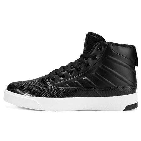 匹克板鞋女鞋新款高帮滑板鞋韩版时尚小白鞋休闲运动鞋