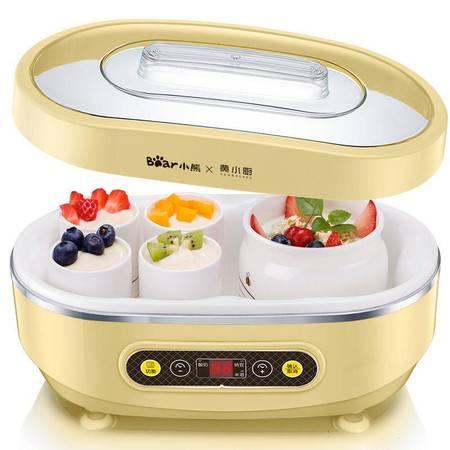 小熊/BEAR 迷你纳豆米酒酸奶机家用全自动陶瓷内胆分杯SNJ-A15N2