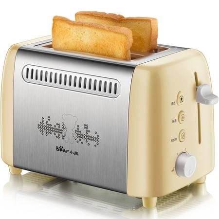 小熊/BEAR 烤面包机全自动早餐机家用多功能吐司机小型多士炉烘烤土司机DSL-A02W1
