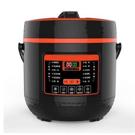 利仁(Liven)电压力锅 一锅双胆 智能操控 9段压力调节 6L高压锅 YG-D6009