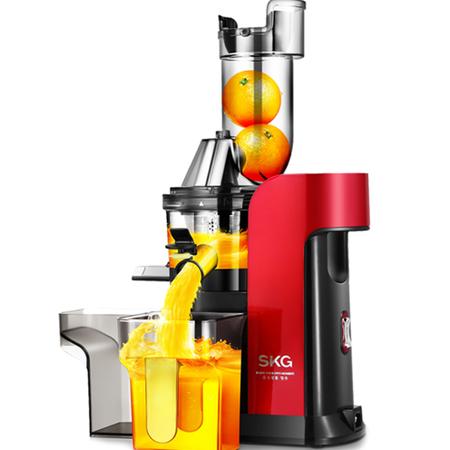 原汁机SKG 榨汁机家用渣汁分离大口径商用大扭力果汁机 A9