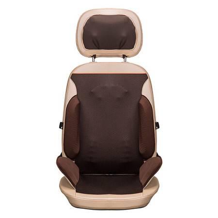 蓓慈 颈椎按摩器颈部肩腰背部 多功能家用按摩靠垫 BK5031