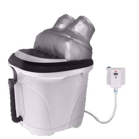 蓓慈 全自动足浴盆 深桶熏蒸洗脚盆 自动按摩泡脚桶 BZ517D