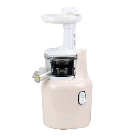 美的/MIDEA榨汁机 全自动家用果汁机 多功能慢速挤压果汁机 JS12F11