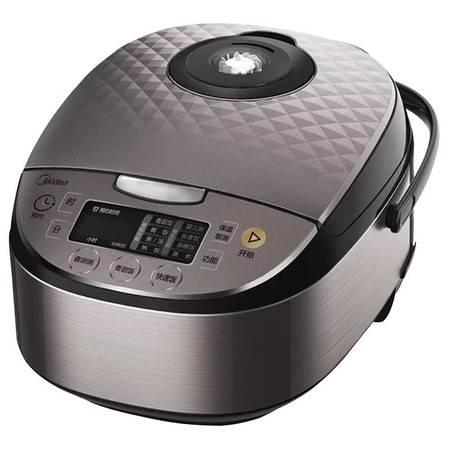 美的/MIDEA电饭煲 智能家用5L电饭锅 24小时预约一键柴火饭电饭锅  RS5057