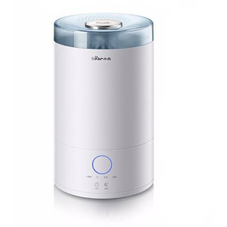 小熊/BEAR 加湿器 上加水家用卧室消毒杀菌香薰型大容量4L恒湿空气加湿器JSQ-C40L1