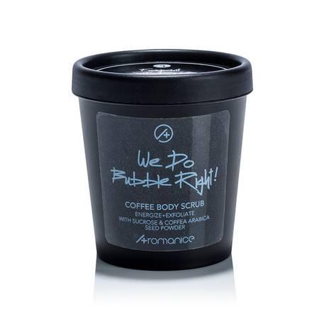 乐蔓 咖啡身体磨砂膏全身去角质去皮肤疙瘩深层清洁毛孔6928053436468