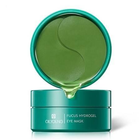 欧丽源绿藻眼膜贴 去眼袋去黑眼圈淡化细纹补水提拉紧致抗皱C01.OLY-0224
