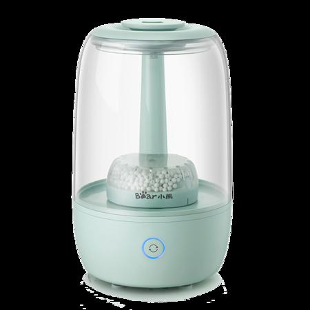 小熊/BEAR 加湿器上加水3.5升家用迷你触控卧室婴儿空调房静音空气净化增湿器JSQ-B35A1