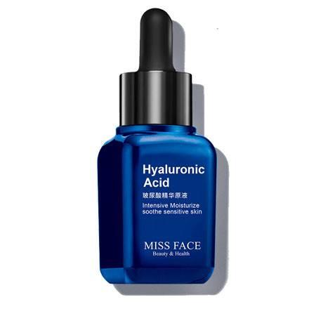 Miss face玻尿酸原液保湿补水面部精华液女紧致修复肌底液