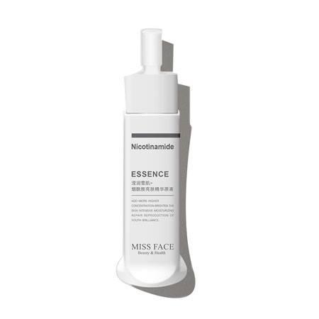 Miss face烟酰胺提亮肤色修护毛孔收缩补水保湿精华原液