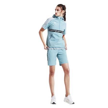 HOTSUIT后秀 2019发汗系列夏季新款运动暴汗服套装女 短袖健身发汗服爆汗服运动套男69250