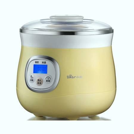 【东营馆】小熊 SNJ-530酸奶机家用全自动包邮米酒机大容量陶瓷内胆(部分包邮)