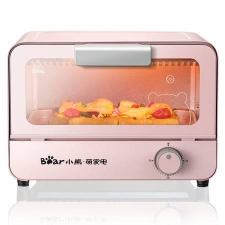 【东营馆】小熊DKX-B06C1电烤箱家用多功能全自动小型迷你蛋糕机烘焙机(部分包邮)