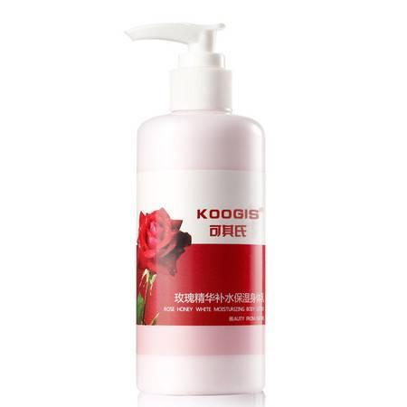 KOOGIS 玫瑰身体乳240ml
