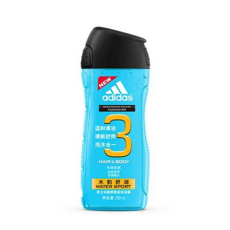 阿迪达斯(Adidas)沐浴露男女通用淋浴露留香型沐浴液