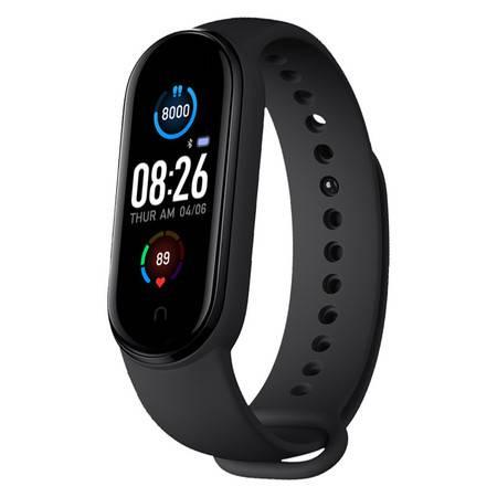 LYKRY智能手环全触控彩屏运动手环心率血压检测睡眠监测手环M5