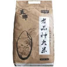 东北特产老品种大米  凤城蓝乡生态米 10斤 珍珠米 非蟹田