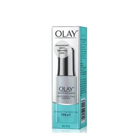 玉兰油(OLAY)水感透白系列 0lay小白瓶 面霜乳液精华 补水保湿 水感透白光塑精华30ml