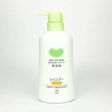 日本进口 牛乳石碱 COW牛牌 滋润洗发露正品售权(无添加)550ml