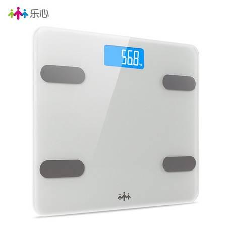 乐心/lifesense  电子秤 智能体脂秤 人体体重秤 健康秤称重 A1-F