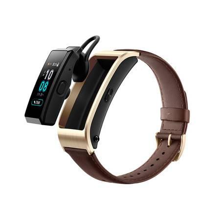 华为/HUAWEI B5商务版手环 智能手环 蓝牙耳机+心率监测+彩屏+触控+压力监测