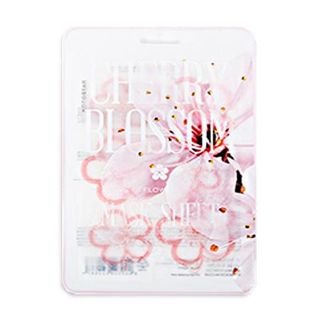 可可星*樱花花瓣贴片面膜系列-单片装