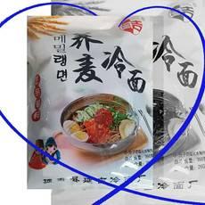 【黑龙江哈尔滨延寿】闫吉荞麦冷面6袋(每袋375g) 厂家直发