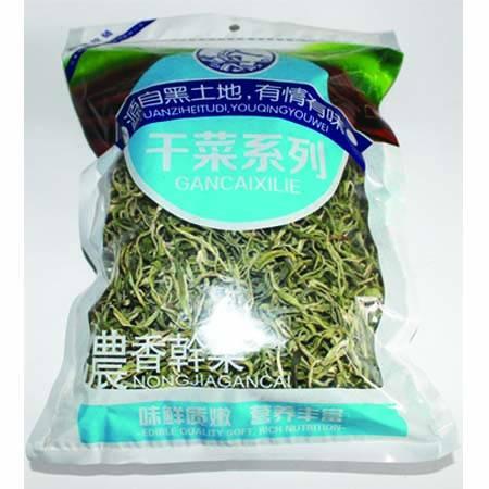 【克东馆】农家自产豆角丝500g全国包邮