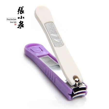 张小泉指甲钳指甲剪刀生活用品锋利耐用修甲刀 ZJQ-103B