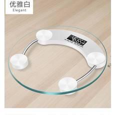 佳晋 电子秤 家用  健康秤 体重秤 脂肪秤 智能 人体秤 精准  防滑秤 3D面