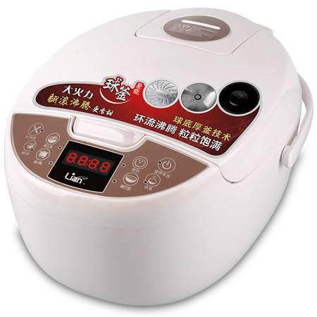 联创(Lianc)电饭煲微电脑预约电饭锅DF-BL6023M 3L容量