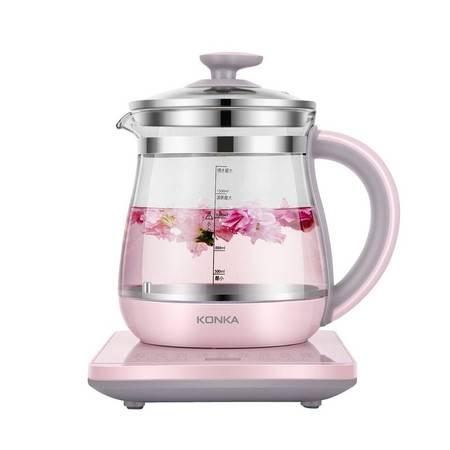 康佳/KONKA 养生壶1.8L全自动多功能烧水壶煮茶器煎药壶 KHK-18V01