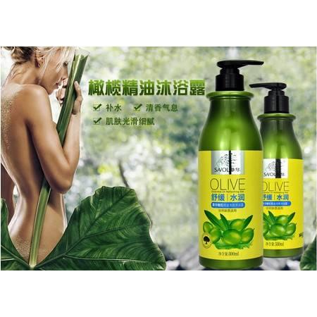 章华 380ml橄榄精油沐浴露,12瓶/箱