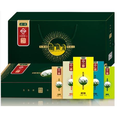 绿一禾 五谷杂粮(五盒)