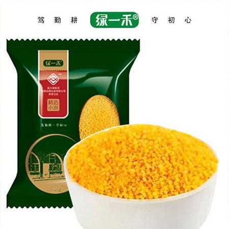 陕北延川梁家河精品黄小米10袋100克小米包邮
