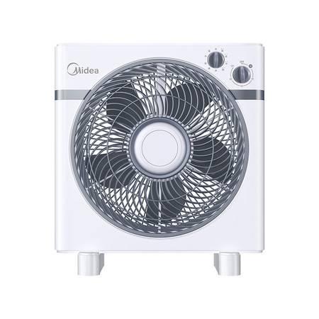 美的(Midea)KYT30-15AW 家用风扇 节能可定时 台式转页扇/鸿运扇/电风扇