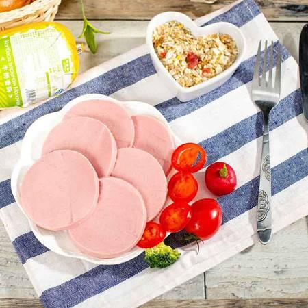 1.2斤装300克*2根俄罗斯风味沙拉汉堡披萨用西式早餐牛奶火腿香肠