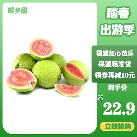 【领劵立减10元】红心芭乐番石榴水果应当季巴乐5斤整箱潘石榴新鲜水果