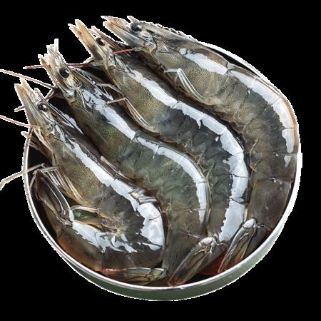 节后发货【领券立减20元】海捕大虾4斤装海捕鲜活水产海鲜套餐