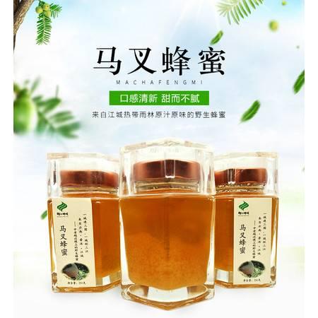 【助农扶贫  云南  普洱  江城】那江那城  马叉蜂蜂蜜 100g