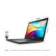戴尔(DELL)灵越3000 14英寸办公学习轻薄便携手提笔记本电脑 黑 N4000/4G/128G