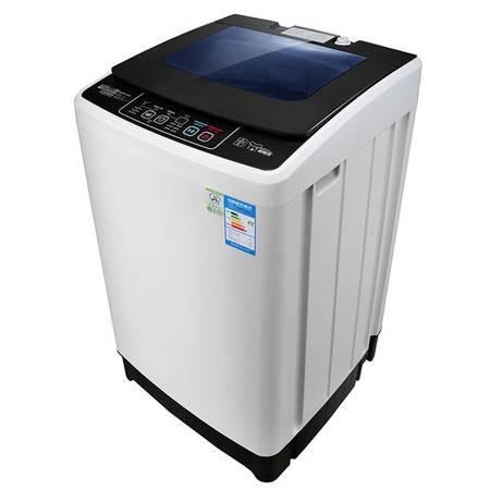 威力8kg大容量智能超精洗抗菌波轮洗衣机3年免费包修升级XQB80-8019X
