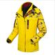 吉普盾   秋冬户外冲锋衣三合一登山服两件套抓绒运动防寒保暖防风棉服9792