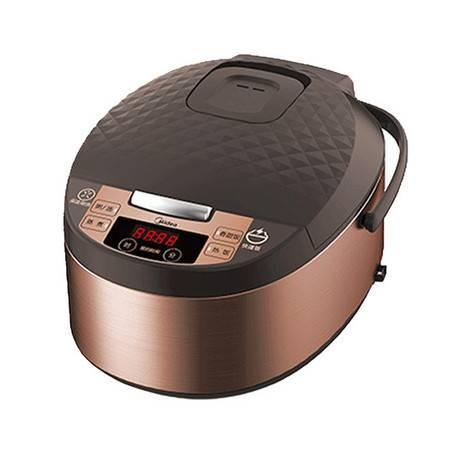 美的/MIDEA 电饭煲智能饭锅家用多功能4L预约一键柴火饭蒸饭熬粥煮 FS4073A