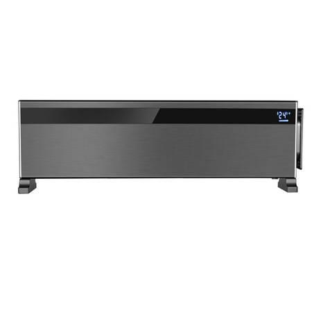 美的/MIDEA 踢脚线取暖器家用电暖器电暖气片智能遥控对衡式 HD22X