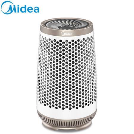 美的/MIDEA 取暖电暖器家用小暖炉暖风机360度环绕散热 HD09A1