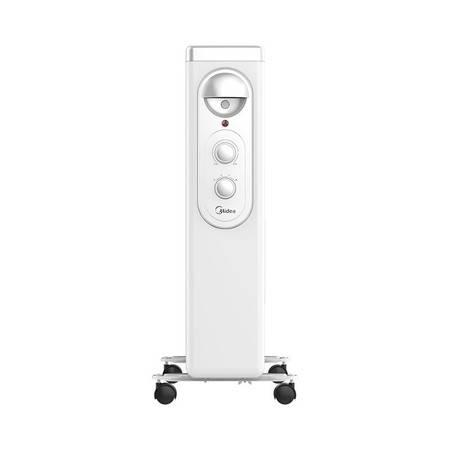 美的/MIDEA 取暖器家用油汀电热电暖式电暖气智能节能省电 NY2513-16FW